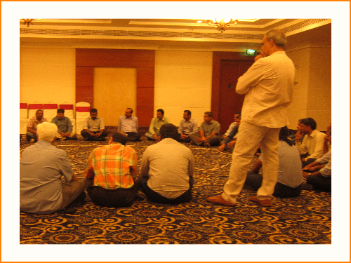 E Factor Chennai India Training Workshop 03